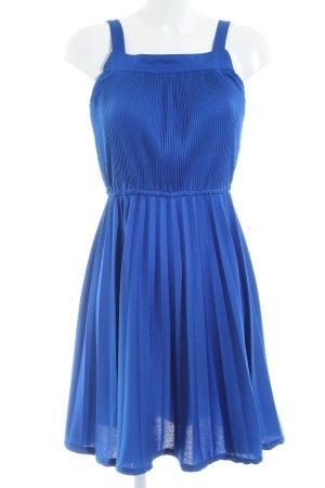 C&A Trägerkleid blau Elegant