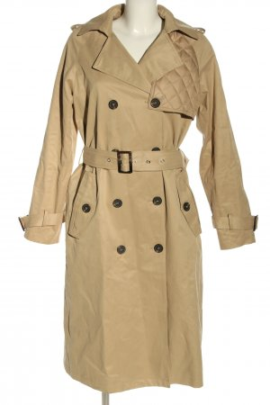 C&A Trenchcoat creme Business-Look