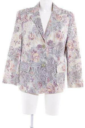 C&A Tweed blazer Patroon-mengeling zakelijke stijl