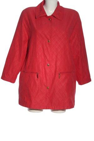 C&A Kurtka przejściowa czerwony Na całej powierzchni W stylu casual