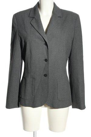 C&A Blazer unisex grigio chiaro puntinato stile professionale