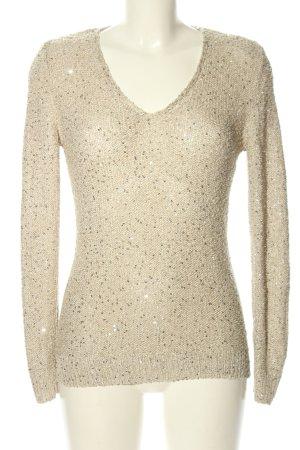 C&A V-Ausschnitt-Pullover wollweiß Casual-Look