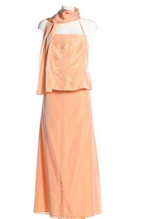 C&A Twin Set tejido naranja claro elegante