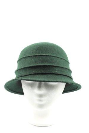 C&A Wollen hoed groen casual uitstraling