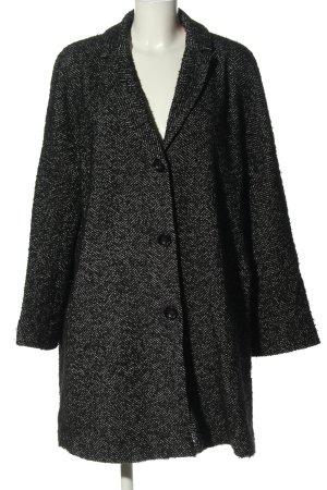 C&A Manteau en laine gris clair moucheté style d'affaires