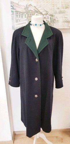 C&A Cappotto in lana nero-blu cadetto Lana