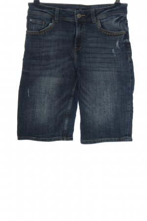 C&A Yessica 3/4-jeans blauw casual uitstraling