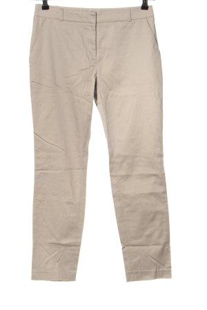 C&A Yessica Pantalon 7/8 blanc cassé style d'affaires