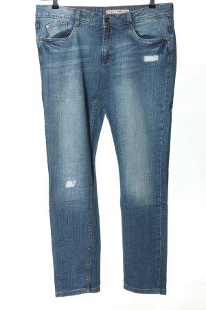 C&A Yessica Jeansy 7/8 niebieski W stylu casual
