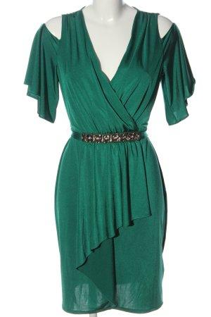 C&A Yessica Suknia wieczorowa zielony Elegancki