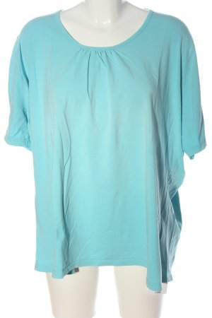 C&A Yessica Basic Shirt blue casual look