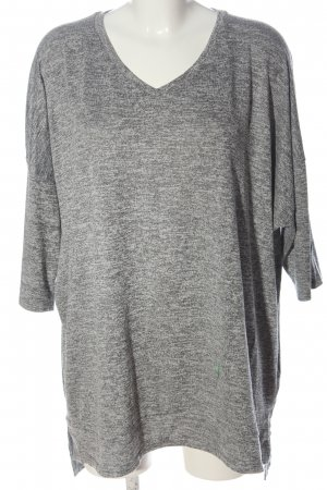 C&A Yessica Basic Shirt light grey flecked casual look