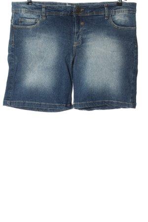 C&A Yessica Hot Pants blau Casual-Look