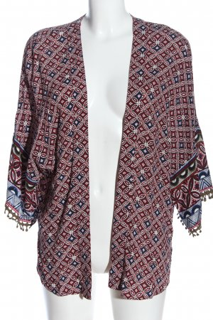 C&A Yessica Blouse Jacket abstract pattern casual look