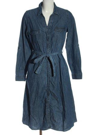 C&A Yessica Sukienka koszulowa niebieski W stylu casual