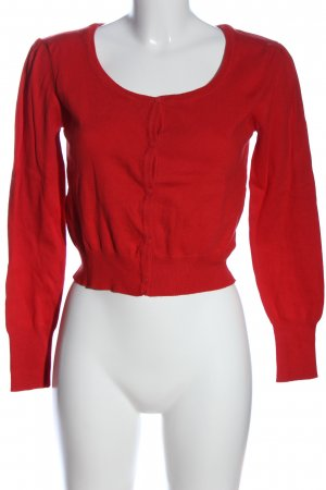 C&A Yessica Cardigan rosso stile casual