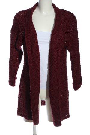 C&A Yessica Kardigan czerwony W stylu casual