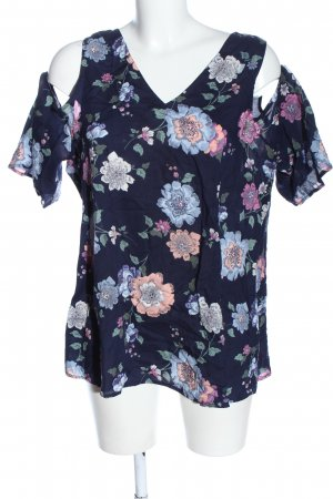 C&A Yessica Carmen-Bluse Allover-Druck Casual-Look