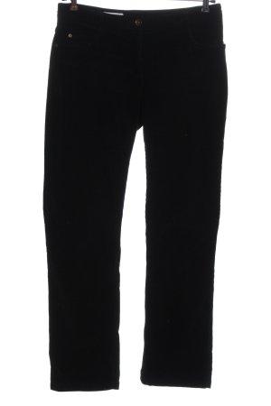 C&A Yessica Spodnie sztruksowe czarny W stylu casual
