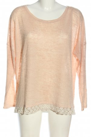 C&A Yessica Feinstrickpullover nude meliert Casual-Look