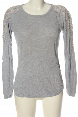 C&A Yessica Fine Knit Jumper light grey casual look