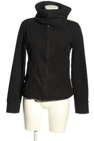 C&A Yessica Fleece Jackets black casual look