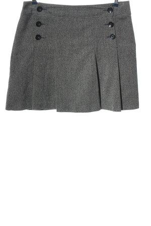C&A Yessica Jupe évasée gris clair moucheté style décontracté