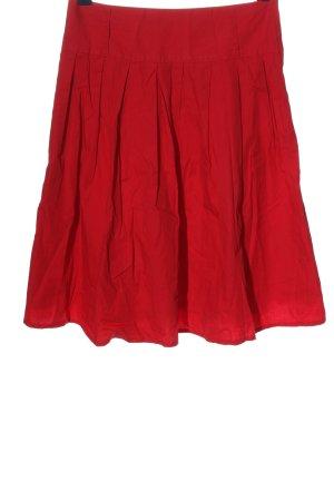 C&A Yessica Rozkloszowana spódnica czerwony W stylu casual