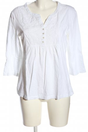 C&A Yessica Hemd-Bluse weiß Casual-Look