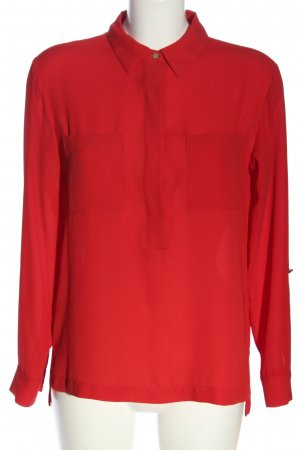 C&A Yessica Hemd-Bluse rot Business-Look