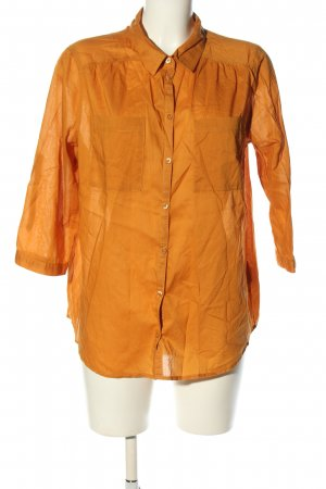 C&A Yessica Hemd-Bluse hellorange Casual-Look