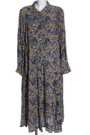 C&A Yessica Abito blusa camicia stampa integrale stile casual