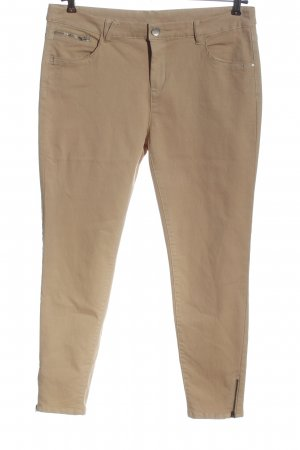 C&A Yessica Spodnie z wysokim stanem brązowy W stylu casual