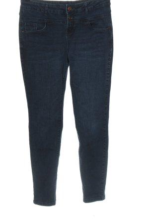 C&A Yessica Jeans taille haute bleu style décontracté