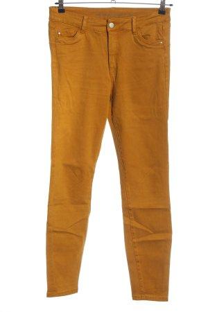 C&A Yessica Jeansy z wysokim stanem jasny pomarańczowy W stylu casual