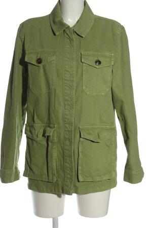 C&A Yessica Jeansowa kurtka khaki W stylu casual