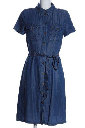 C&A Yessica Vestido vaquero azul look casual