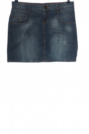 C&A Yessica Jupe en jeans bleu style décontracté