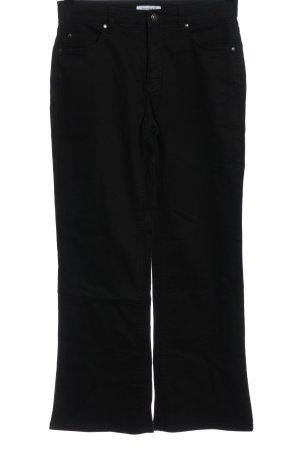 C&A Yessica Jeansowe spodnie dzwony czarny W stylu casual
