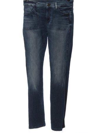 C&A Yessica Jeansowe spodnie dzwony niebieski W stylu casual