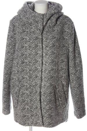 C&A Yessica Abrigo con capucha gris claro elegante