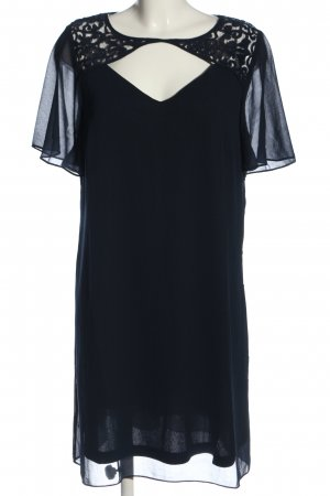 C&A Yessica Sukienka z krótkim rękawem niebieski Elegancki