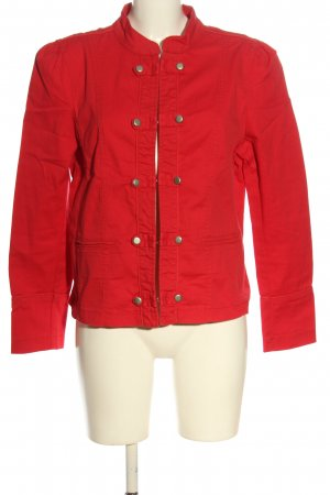 C&A Yessica Short Jacket red casual look