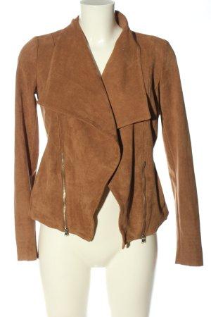 C&A Yessica Krótka kurtka brązowy W stylu casual