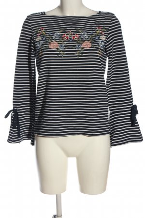 C&A Yessica Langarm-Bluse Blumenmuster Casual-Look