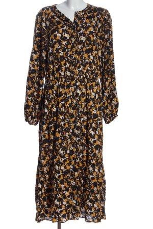C&A Yessica Robe à manches longues imprimé allover style décontracté