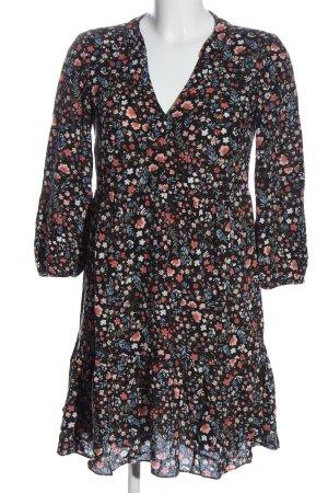 C&A Yessica Longsleeve Dress flower pattern casual look