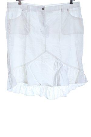 C&A Yessica Jupe en lin blanc style décontracté