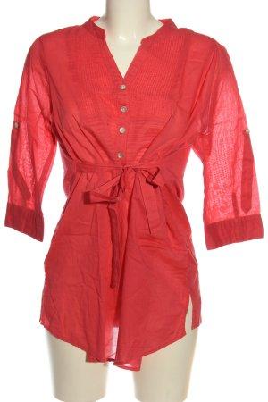 C&A Yessica Długa bluzka czerwony W stylu casual