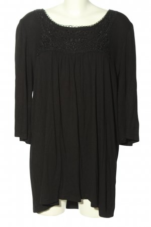 C&A Yessica Longshirt schwarz Casual-Look